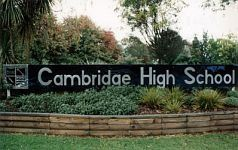 Cambridge High School